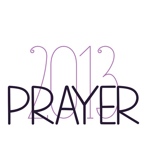 prayer 2013