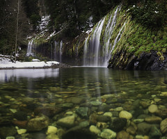 The Bottom of your Depths (Mossbrae Falls)