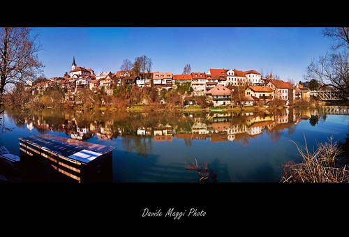 Novo Mesto - panorama