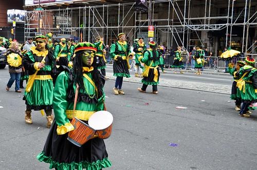 Rastafarian Mummers