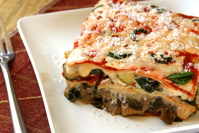vegetable lasagna 11