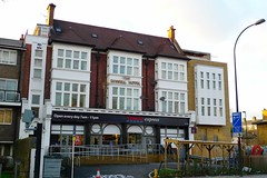 Russell Hotel, Stockwell, SW9