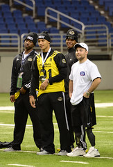 U.S. Army All-American Bowl - Wounded warriors / Student Athletes