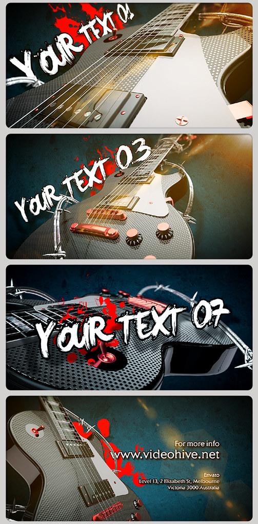Guitar Rock Opener