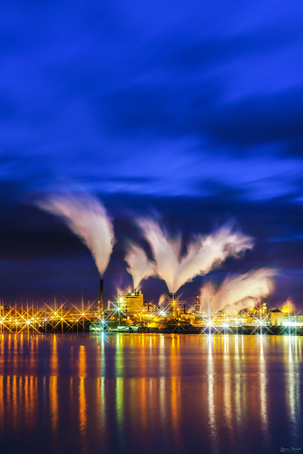 longexposure sunset mill paper washington nikon downtown industrial lee tacoma saintpaul foss simpson waterway kraft leefilters 8pointstar d800e
