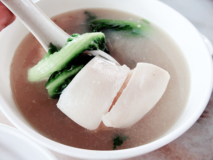 Chuan Xin Abalone Noodles - Abalone
