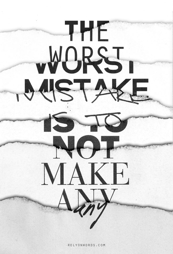 Mistakes-Designspiration