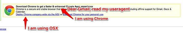 Dear Gmail, read my useragent