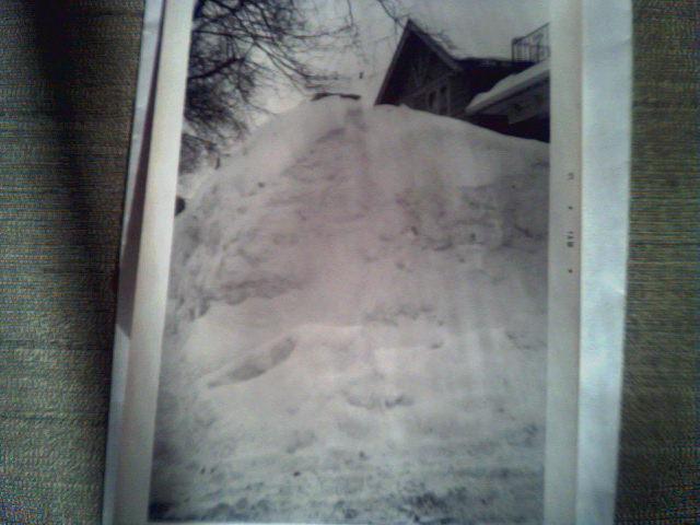 Heusey St, Buffalo NY, 2/1977