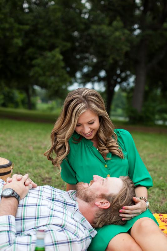 Lisa and Dawson Austin Engagement-0004