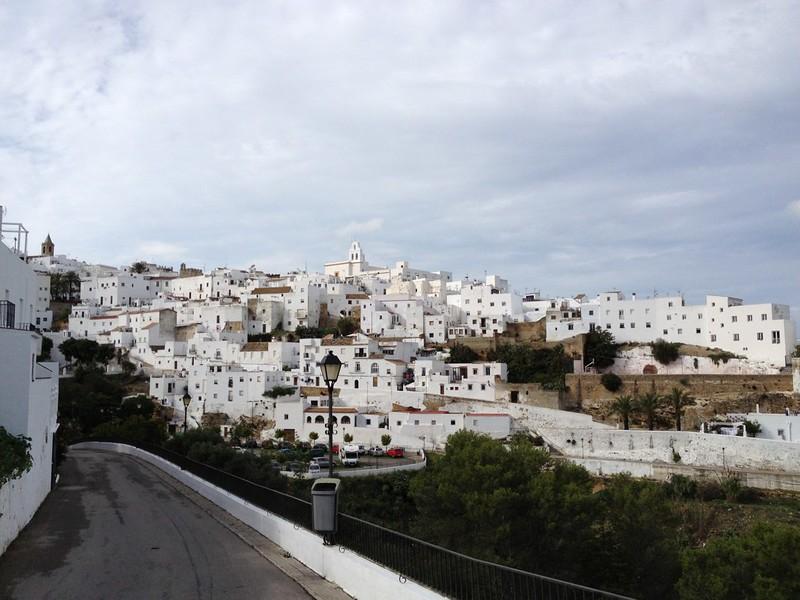Casas Blancas in Vejer de la Frontera