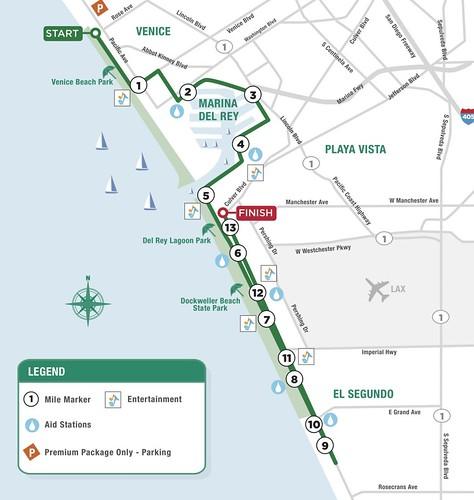 Allstate 13.1 Marathon Venice