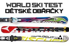 World Ski Test 2012 - dětské obřačky