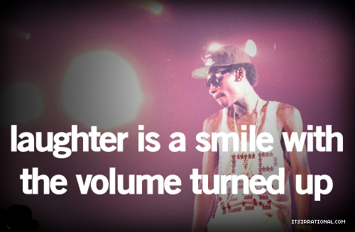 quotes about laughter and smiling - photo #9