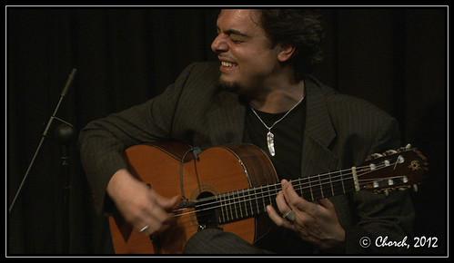 Jerónimo Maya, protagonista de la semana. Foto: Jorge Biancotti