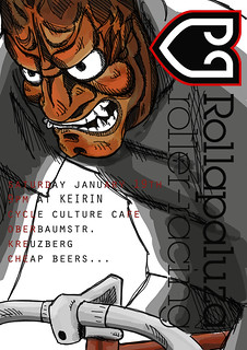 Rollapaluza Berlin flyer