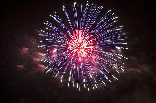 Gloucester Park Fireworks