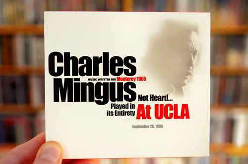 Charles Mingus - Music Written For Monterey 1965