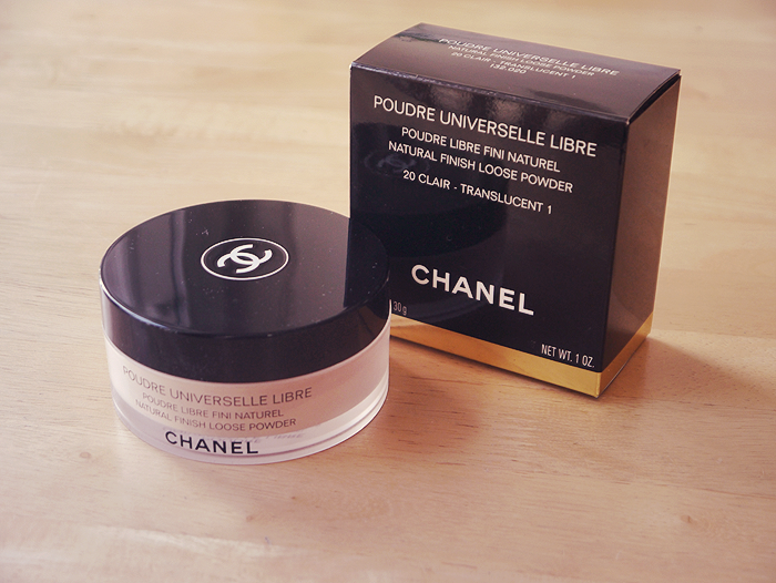 chanel poudre universelle libre review 1