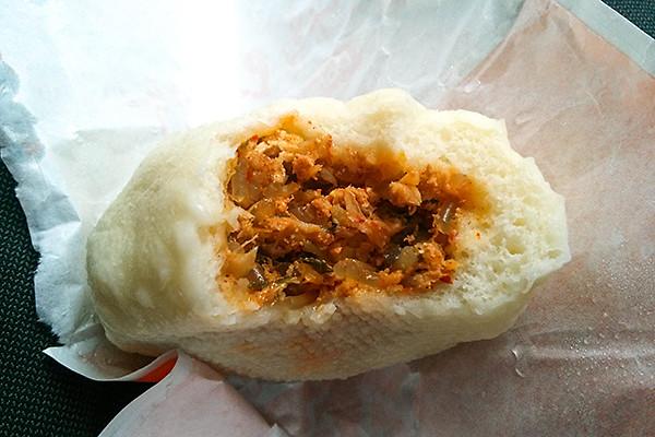kimchi-mandoo