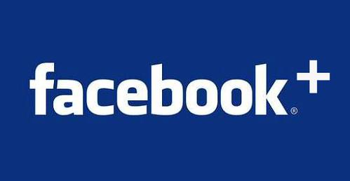 Facebook +-logo