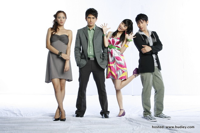 Anika, Julian, Jasmine & Nico