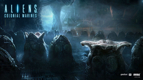Aliens: Colonial Marines Wallpaper - Eggnest - 1920x1080