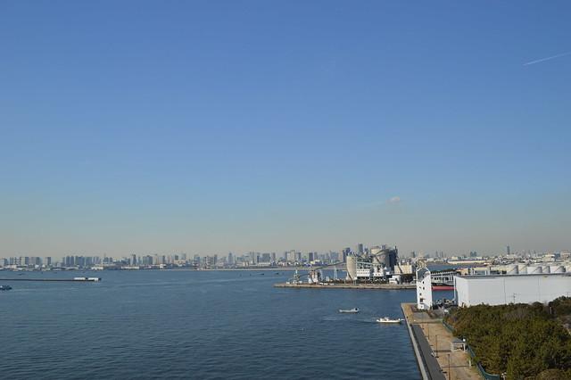 若洲海浜公園、東京ゲート ...