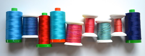 Threads for quilting Mod Pop