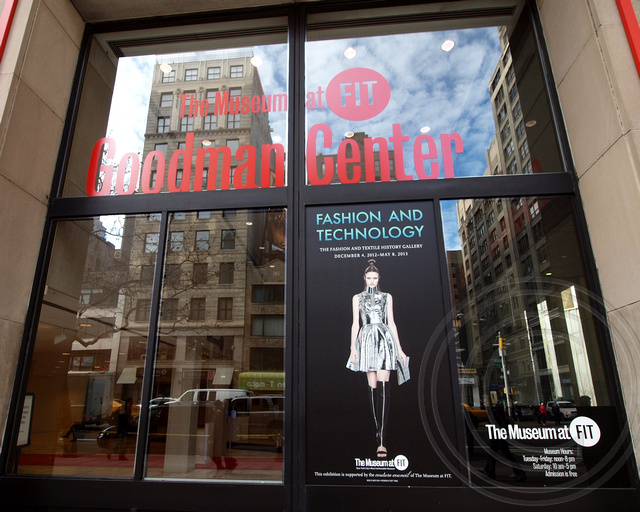 Fashion and technology exhibition the museum at fashion for Fashion exhibitions new york