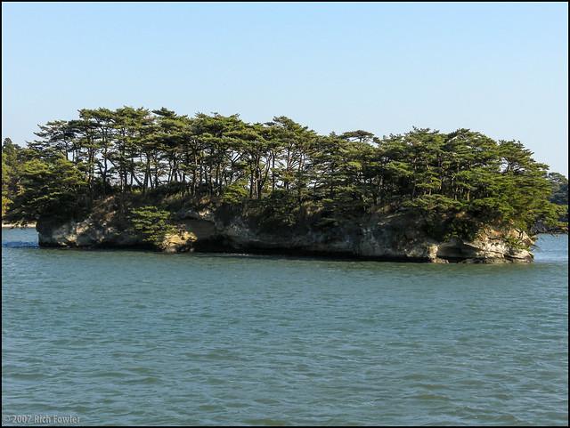 Matsushima Cruise--Futagojima