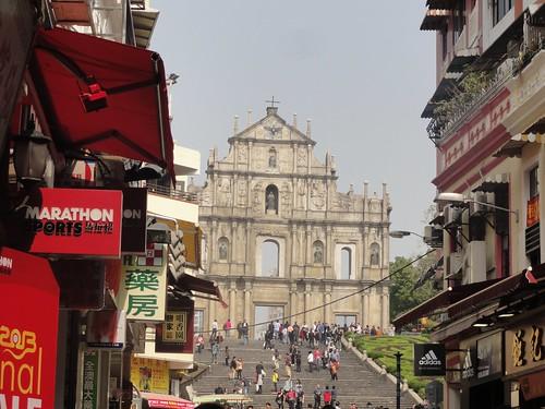 Macau, January 2013