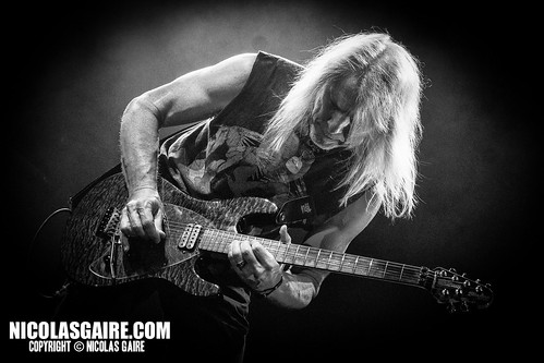 Deep Purple @ Zénith , Paris | 13.11.2012
