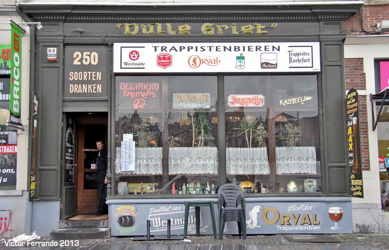Gante- Chocolate y cerveza en Bélgica