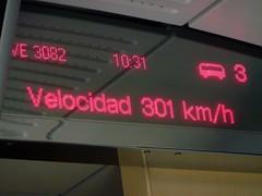 Alta velocidad