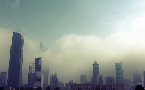 Kuwait Fog