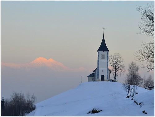 winter snow mountains church st slovenia gore jamnik kropa gorenjska cerkev primož nikond7000 svprimoz silvyp