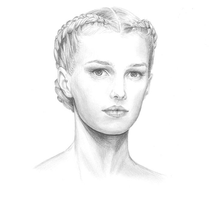 Drawing Elle
