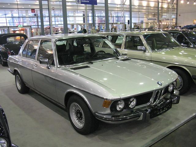 BMW 3.0 S E3