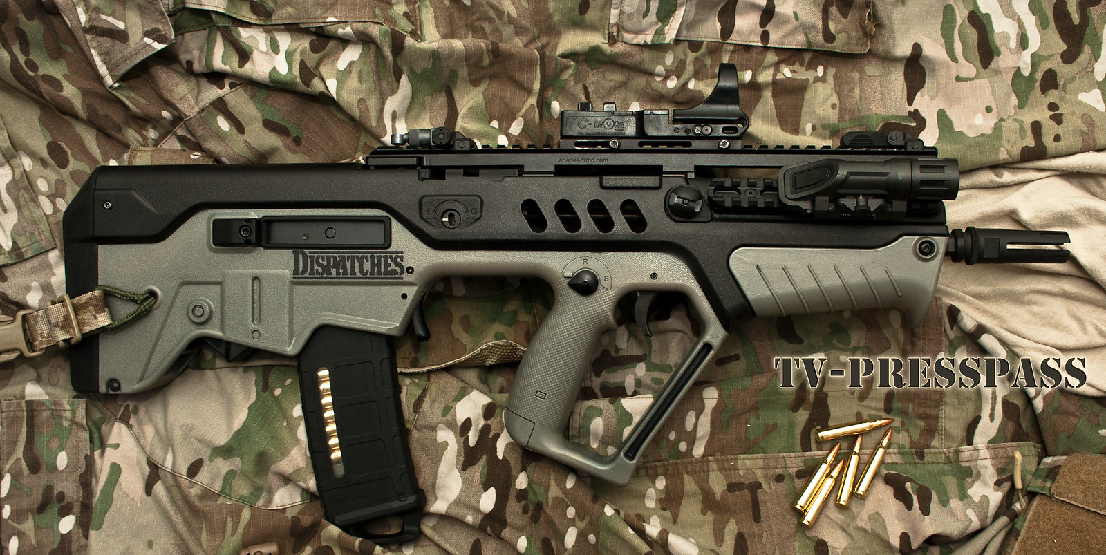 Tavor bullpup slated for release this year in USA [Archive