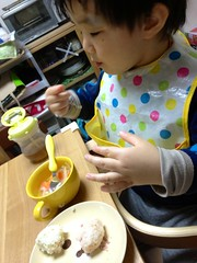 晩御飯 2013/2/4