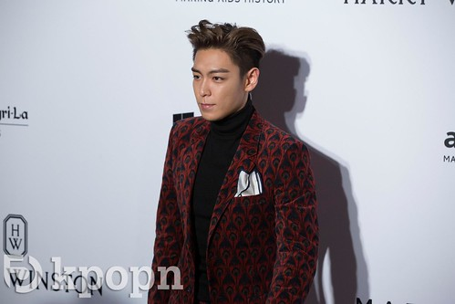 TOP amfAR Hong Kong by KPopcn 2015-03-14 009
