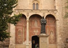 Santo Domingo y Fray Luis de Granada