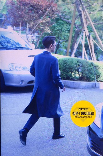 BIGBANG KBS Happy Together Leaving 2015-05-16 37
