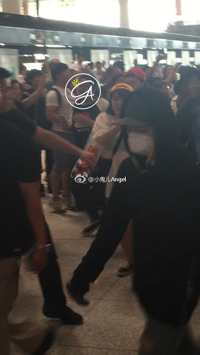 Big Bang - Beijing Airport - 07jun2015 - helina820 - 11