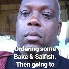 Ordering Breakfast then Guyana Day.