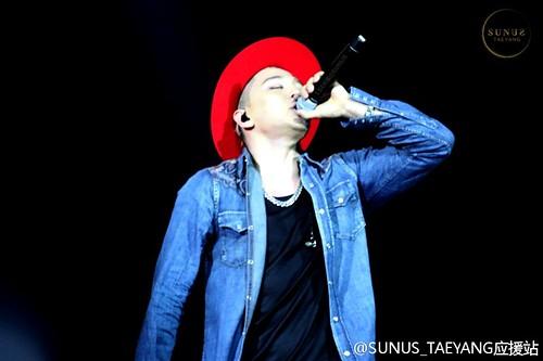 Tae Yang - V.I.P GATHERING in Harbin - 21mar2015 - SUNANDUS - 12