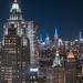70 Pine Street and Midtown (55 Water Street North View) by RBudhu
