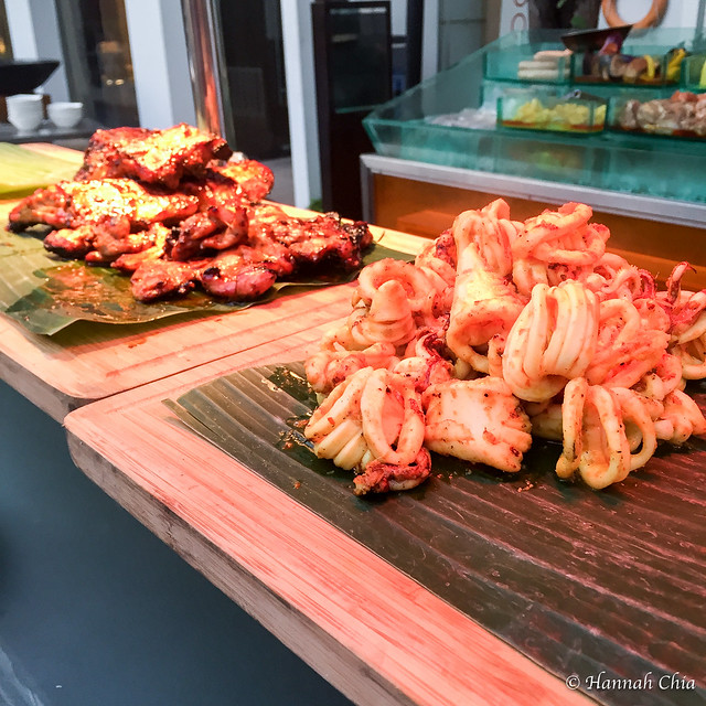 Cocobolo Poolside Bar + Grill, Park Hotel Clarke Quay