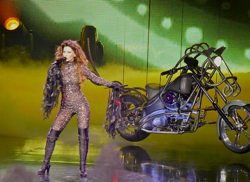 Shania bike